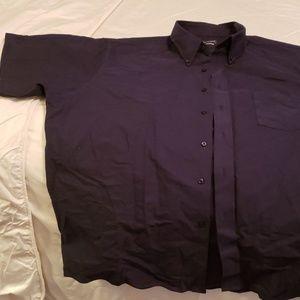 Van Heusen  Short sleeve button-up shirt